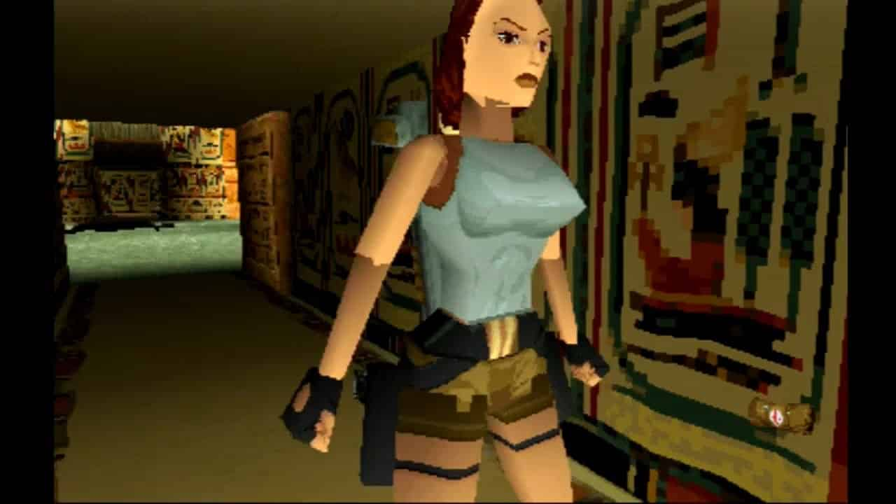 Lara Croft Tomb Raider 1 Best Adventure Game