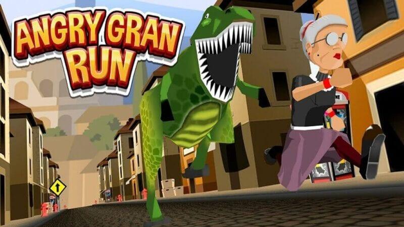 Running Games Mralanc