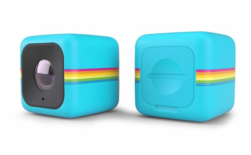 Polaroid Monkey Mount for the Polaroid CUBE CUBE HD Action Lifestyle Camera ... Renewed