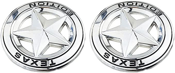 Pair Set SHITBOX EDITION emblem 3D Fender Badge Decal Car Truck Replacement for F150 F250 F350 Chevy Silverado 1500 2500 Chevrolet C10 C15 Black Red